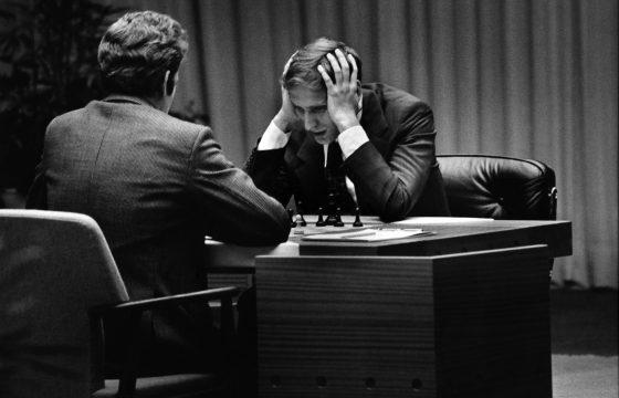 Série de partidas entre Bobby Fischer e Boris Spassky é marco do xadrez mundial